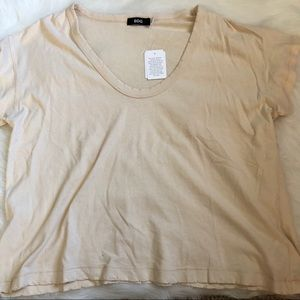 NWT urban outfitters medium t shirt top distressed